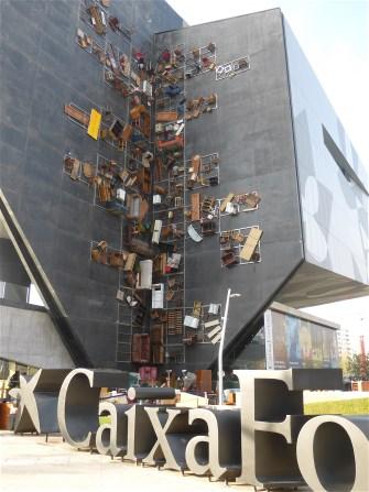 Escultura urbana zaragoza - Muebles aragon madrid ...